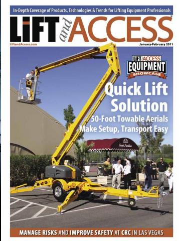 Lift and Access January-February 2011