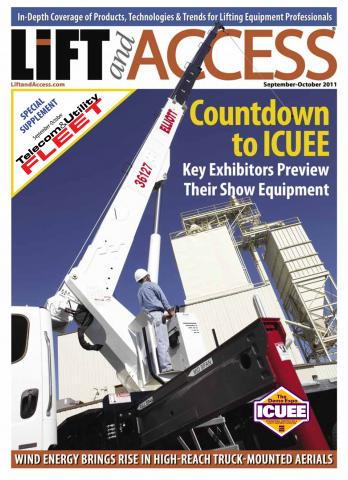 Lift and Access Sept-Oct 2011 Cover