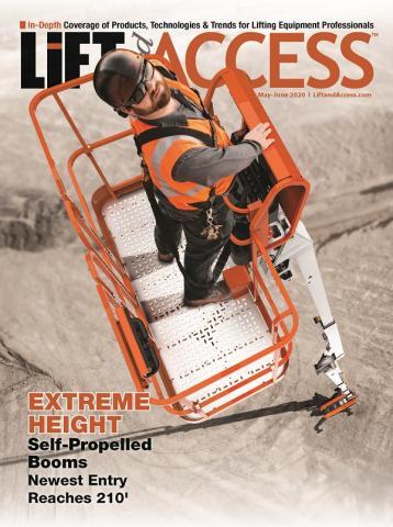Lift and Access May-June 2020