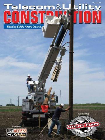 telecom & utility construction spring 2015