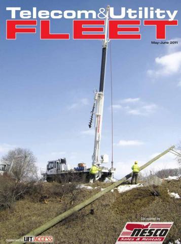Telecom & Utility Fleet - Spring 2011