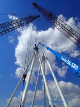 Genie SX-180 180-ft. boom lift