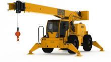 badger cd4415 rt crane