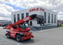 Able Equipment Corporate Office