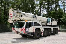 CraneWorks Demag AC 220-5