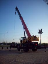 sany rt crane