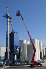 photo of MEC 60-J boom lift