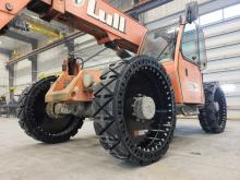 Evolution Wheel telehandler tire