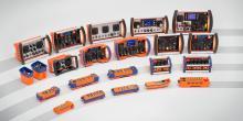 HBC-radiomatic's 2017 product portfolio.
