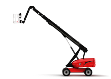 Manitou TJ 60 telescopic boom lift