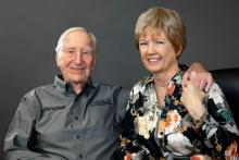 Snorkel founder Art Moore with his wife Sue