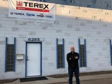 Terex Service Center Corey Mozey