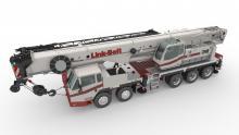 link-belt truck crane