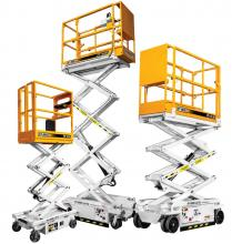 Custom Equipment Hy-Brid Lifts Redesign