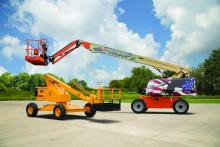 JLG 250,000th self-propelled boom lift