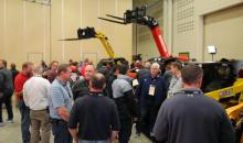Manitou North America 2018 dealer meeting