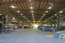 Inside MLM's new facility