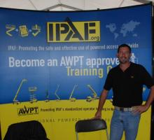 ipaf booth