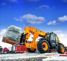 New Options for the Range of JCB Loadall Lift-and-Place Telescopic Handlers
