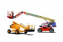JLG 250,000 boom lift