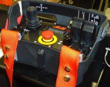 JLG Remote Boom Control