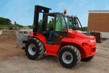 Manitou M 40 at work 2