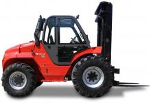 Manitou M 40 right side