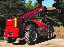 Electric Hybrid Manitou MT 1335