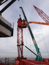 maeda mini-crane
