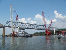 sterett crane kentucky bridge