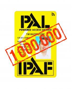 photo: 1 Million PAL Cards