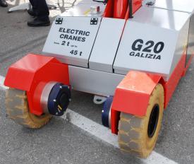 Galizia G20 Front Wheels