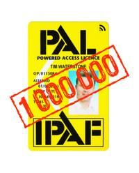 powered access license