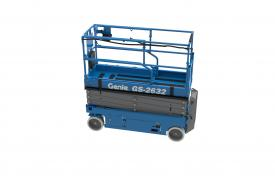 Genie Lift Tools Panel Carrier