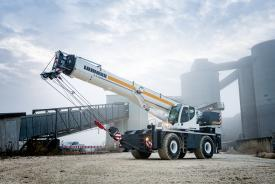 Liebherr 2016 Results are Company's Third-Highest Ever