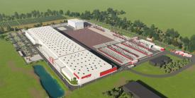 Manitou New Factory in France