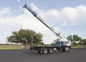 NCCCO to use Manitex 30100C Boom Truck at ConExpo