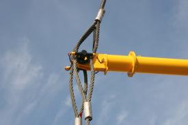 New Spreader Beams with Trunnion Ends Make Rigging Easier