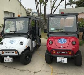 EnerSys delivered its 50,000th NexSys battery to one of California's community colleges, Santa Monica College.