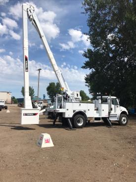 The Optima TC55 aerial device with Load Alert, featuring updated screen display, is one of four pieces of equipment that will be on demonstration each day at the 2019 ICUEE show.