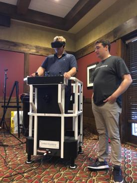United Academy VR Training