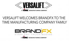 Versalift, BrandFX