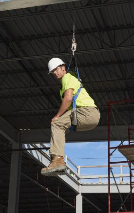 New Safety Harnesses Help Prevent Suspension Trauma | Construction