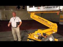 Product Review: Haulotte LiteRiser 10SP Aerial Work Platform