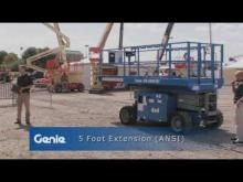 Product Review: Genie GS-2669 RT Scissor Lift
