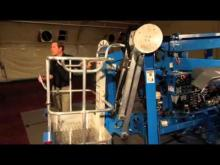 Product Review: Genie TZ-50 Trailer-Mounted Aerial Lift Part 2