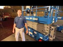 Product Review: Genie GS-3246 Scissor Lift
