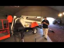 Product Review: Snorkel TL49J Trailer-Mounted Aerial Lift Part 1