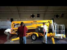 Product Review: Haulotte 5533 Trailer-Mounted Aerial Lift