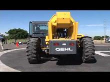 Product Review: Gehl DL-10H/55 Telehandler